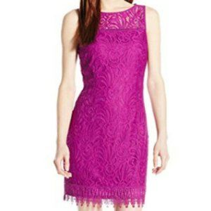 Laundry by Shelli Segal Maisy Lace Cocktail Dress